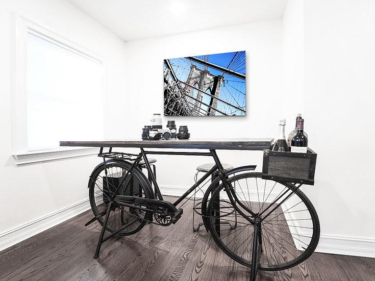 Brooklyn Bridge I | HD Metal Subscription