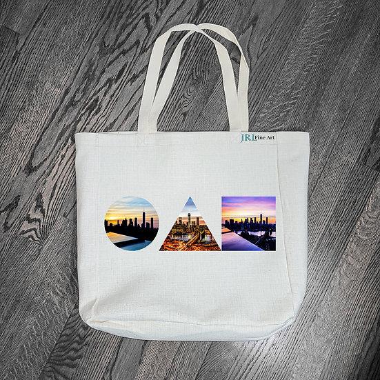 Tote Bag Designs - NYC Skylines