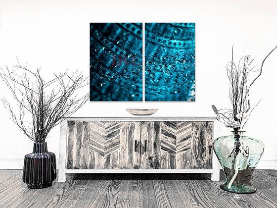 Landscape HD Metal Wall Art - Mediterranean