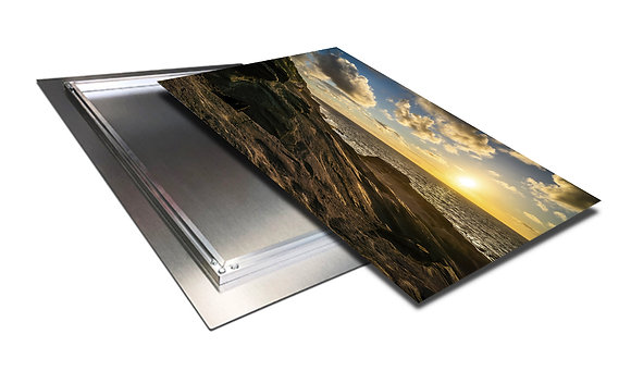Landscape Wall Art - Embracing The Star of Warmth