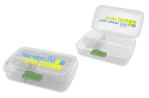 קופסאות אוכל מפלסטיק