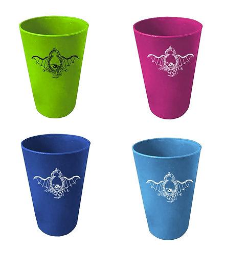 כוסות פלסטיק קשיחות רב פעמיות