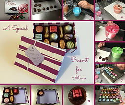 Deco Magic Chocolate Box