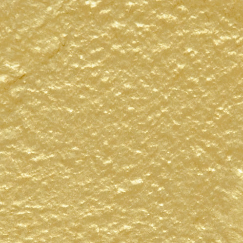 Dry sample of Metallic Gold Colour
