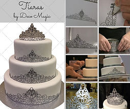 Deco Magic Tiara Tutorial