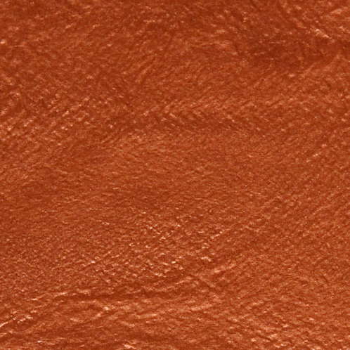 Dry sample of Metallic Copper Colour