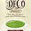 Deco Magic Pearly Green 100g Packaging