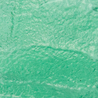 Dry sample of Metallic Green Colour