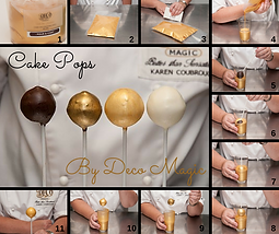 Deco Magic Cake Pops