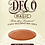 Deco Magic Pearly Orange 100g Packaging