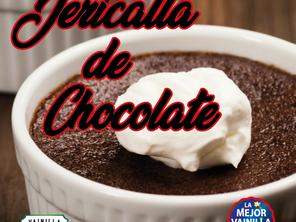 JERICALLA DE CHOCOLATE