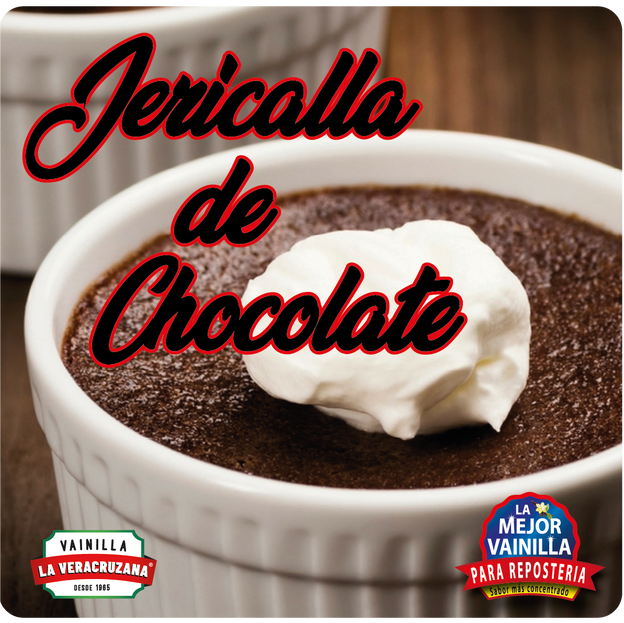 JERICALLA DE CHOCOLATE