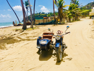 Sidecar motorcycles- the best way for sightseeing?