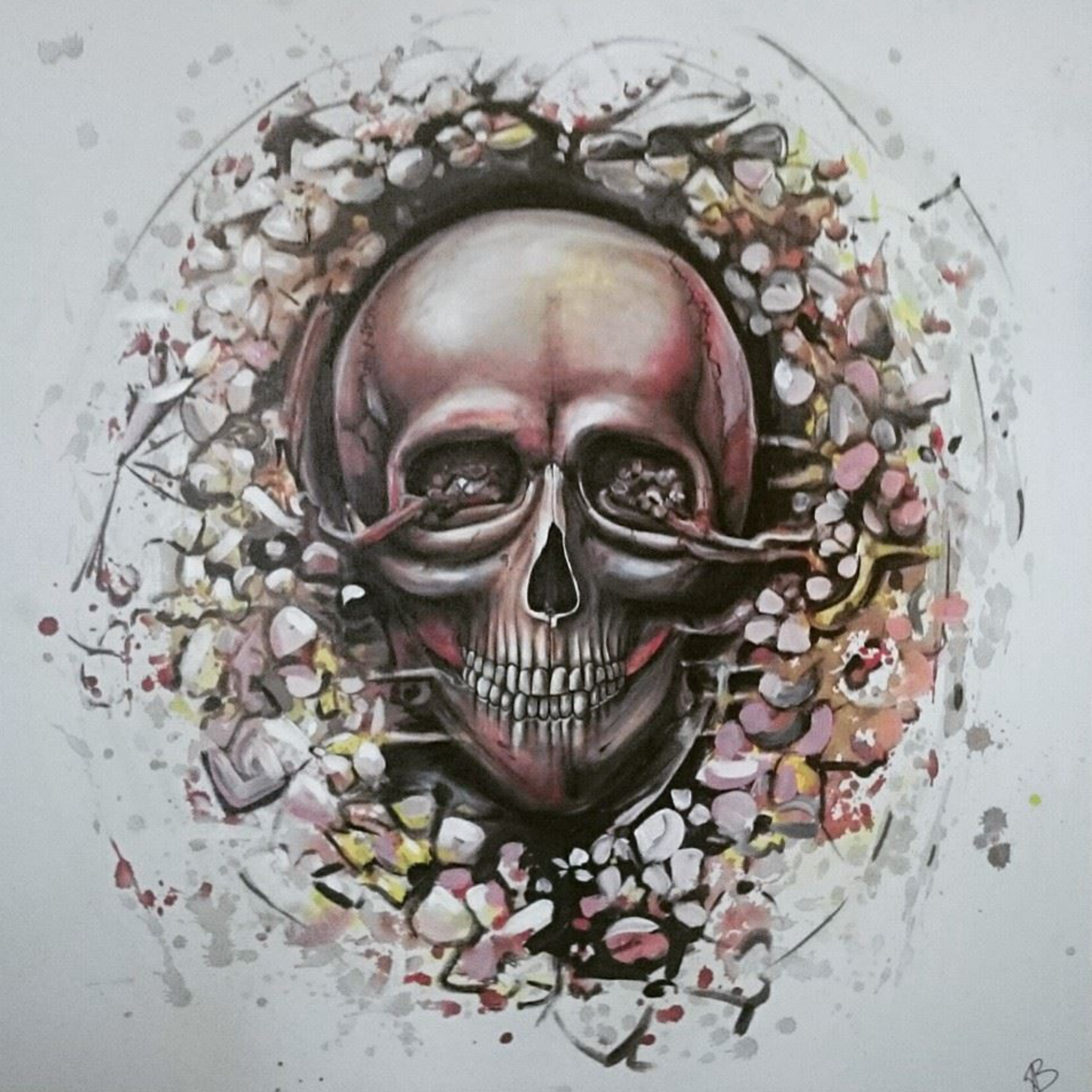Alchimie AB Skull