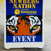 Newberg Nation Booster Event