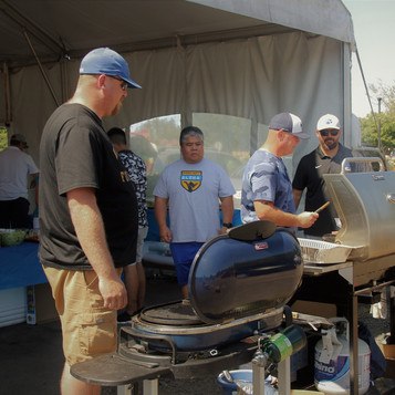 NHS Football Grilling Lunch
