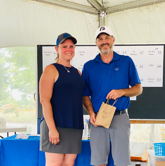 Award for Closest to the Pin