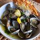 Delicious manila clams!