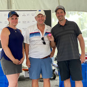 Coach Q's Team won the Pink Ball lottery!