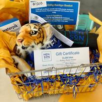 This basket has Tiger Spirit!
