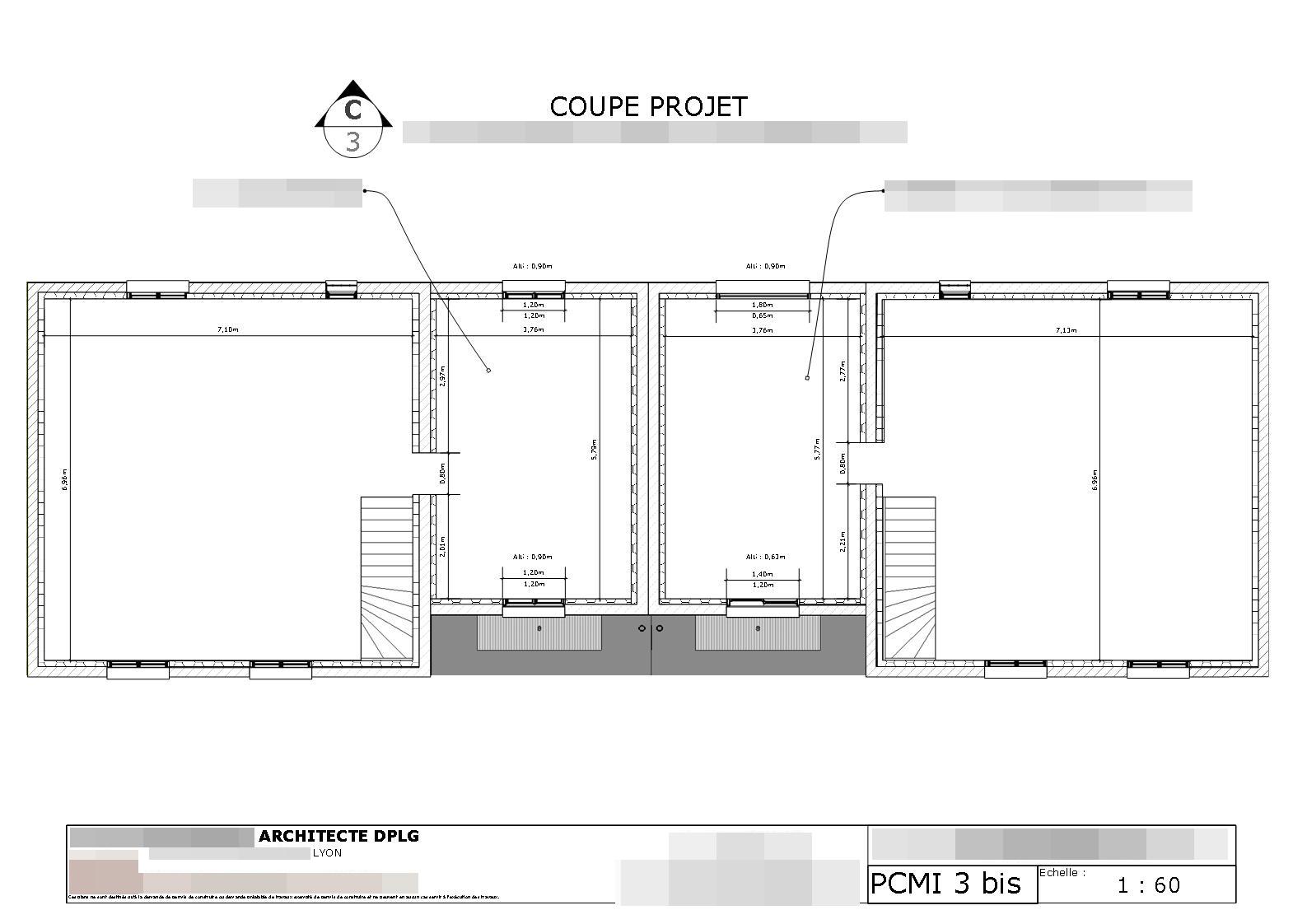 Permis de construire PCMI 3bis