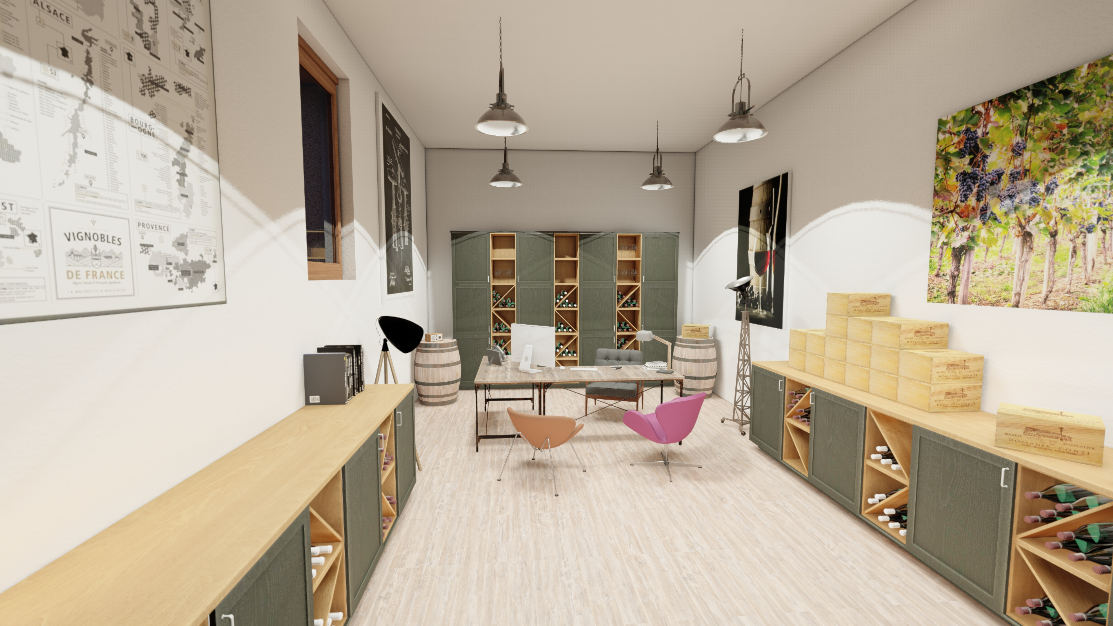 amenagement 3D