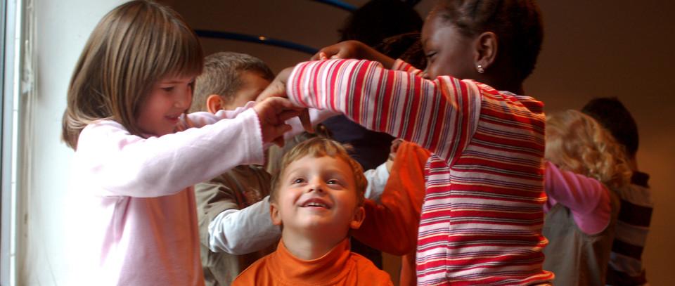 Theaterworkshops für Kinder