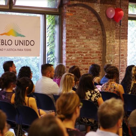 Community Grant Spotlight: Pueblo Unido!