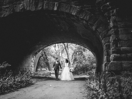 NEW YORK CITY ADVENTURE WEDDING