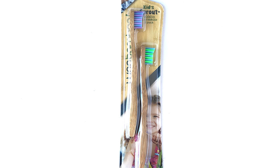 Kid's 2-pack Toothbrushes