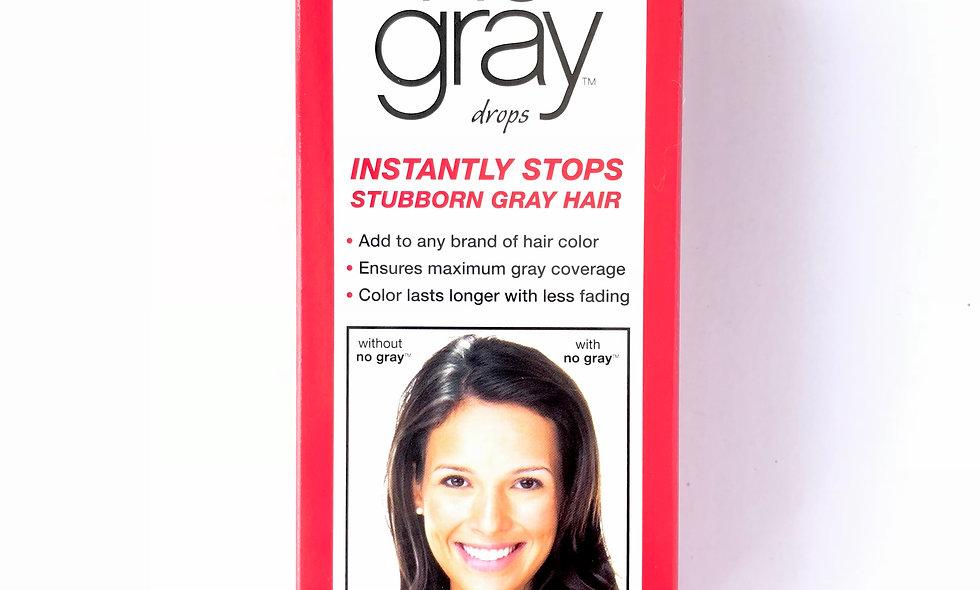No Gray Drops