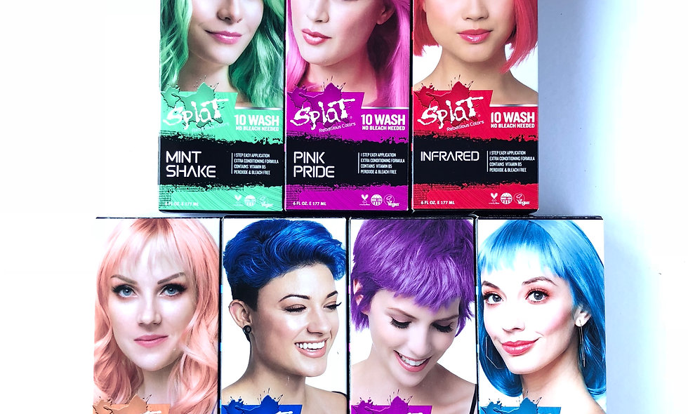 10 Wash/ Colorizers