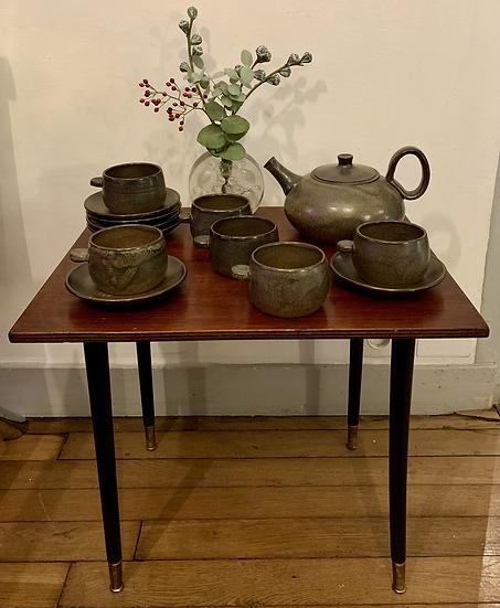 Service à thé Arts Ceram