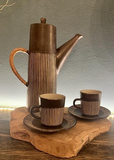 Ensemble service à café Einer Helleroe