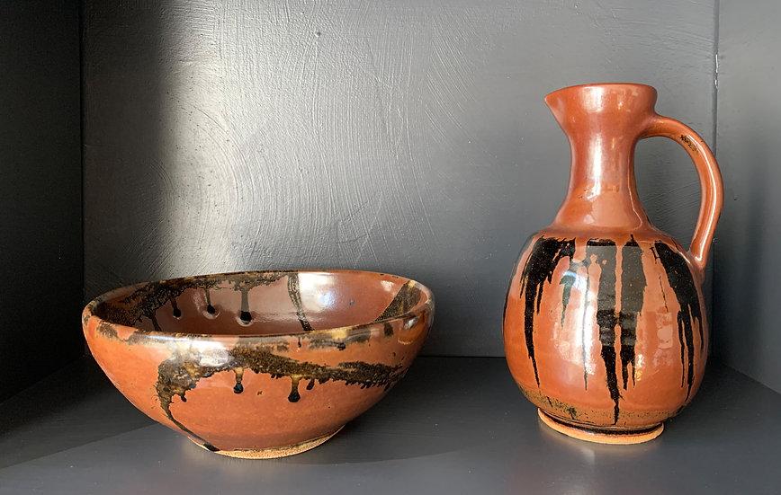 Céramique années 50-60