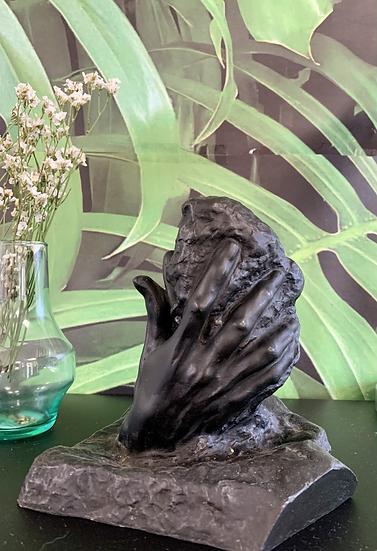 Sculpture main de dieu par Rodin
