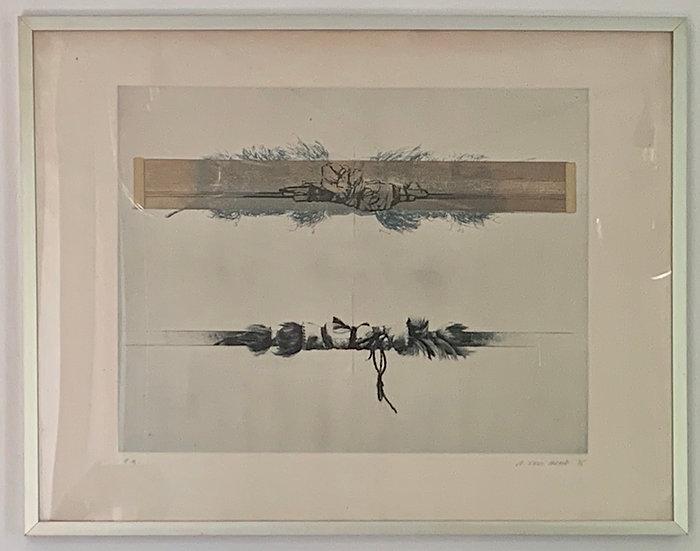 Lithographie Gérard Titus-Carmel