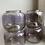 Thumbnail: Globes luminaires verre fumé