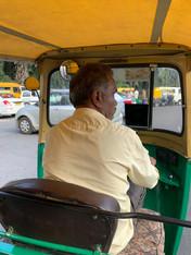 Touk touk India