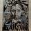 Thumbnail: Lithographie Serge Gainsbourg par R Grège