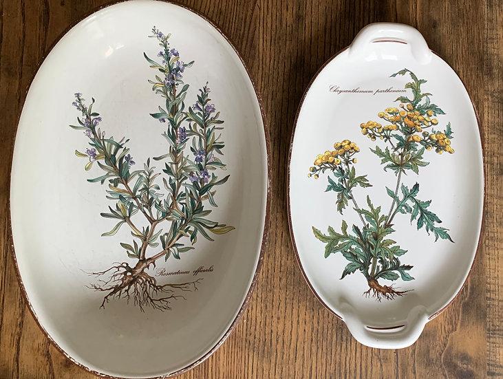 Plats porcelaine Villeroy et Boch