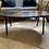 Thumbnail: Table basse ovale années 60