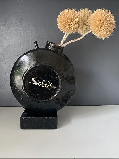 Vase ancien réservoir Solex