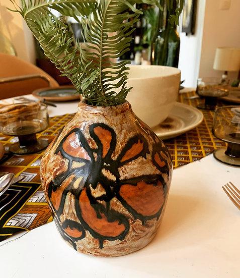 Vase céramique 70's