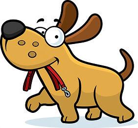 stock-vector-a-cartoon-dog-walking-with-