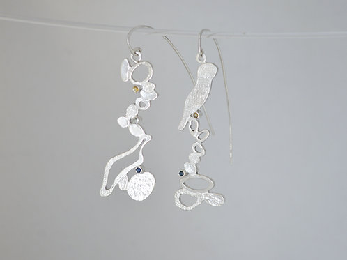 Handmade jewellery Scottish maker bespoke craft