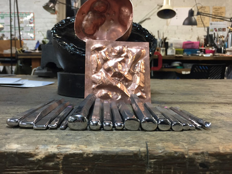Chasing Repousse and Tools