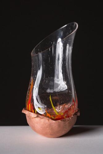 dropform jug and holder