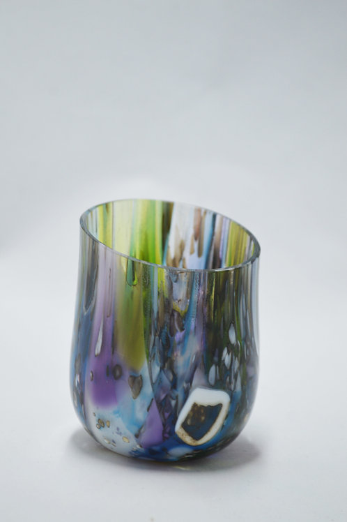 Bespoke kiln formed glass for the home contemporary glass work