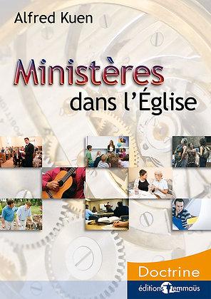 Ministères dans l'Église